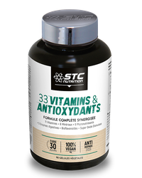 33 VITAMINS & ANTIOXYDANTS 90 капсули