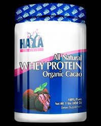 100% All Natural Whey Protein