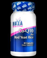Co-Q10 60 mg & Red Yeast Rice 600 mg
