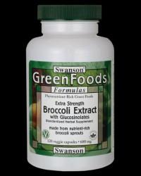 Extra-Strength Broccoli Extract with Glucosinolates
