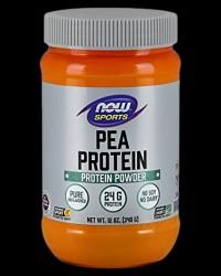 Pea Protein Now foods