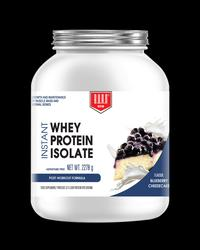 WHEY PROTEIN ISOLATE burn
