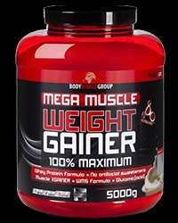 Mega Muscle Weight Gainer