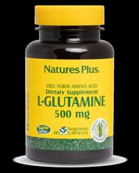 glutamine natures plus