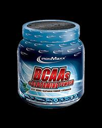 BCAAs + Glutamine Powder