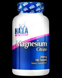 Magnesium Citrate 200 mg
