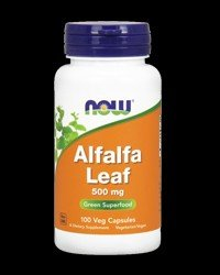 Alfalfa Leaf 500 mg
