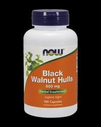 Black Wallnut Hulls 500 mg