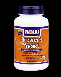 Brewer's Yeast 650 mg