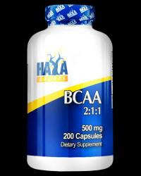 Sports BCAA 2:1:1 caps 500 mg