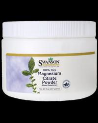 100% Pure Magnesium Citrate Powder